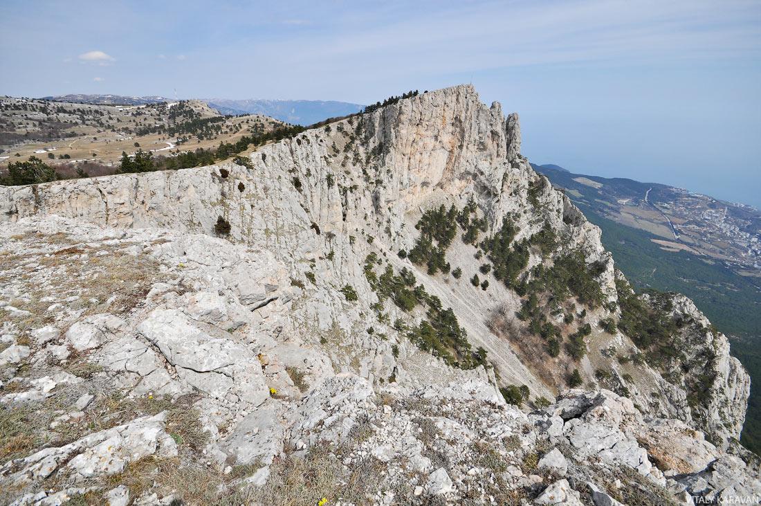 гора Ай-Петри красивое фото