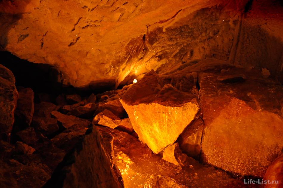 аракаевская пещера фото