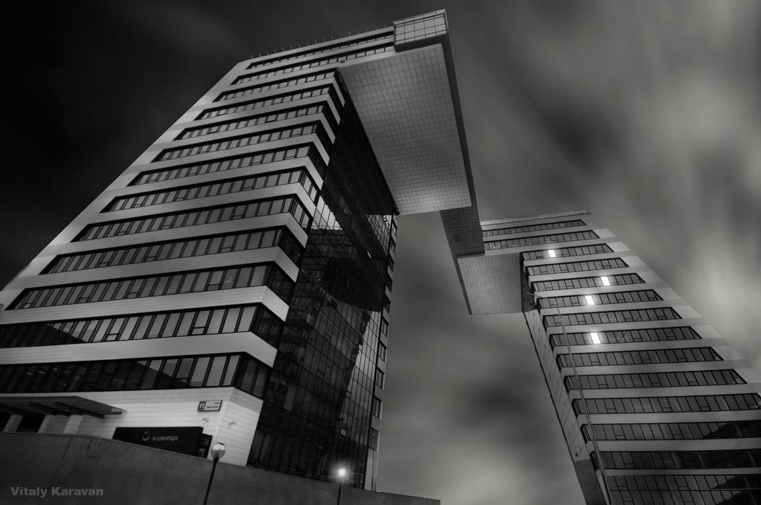 Фото Технопарка академгородка в Новосибирске Фотограф Виталий Караван