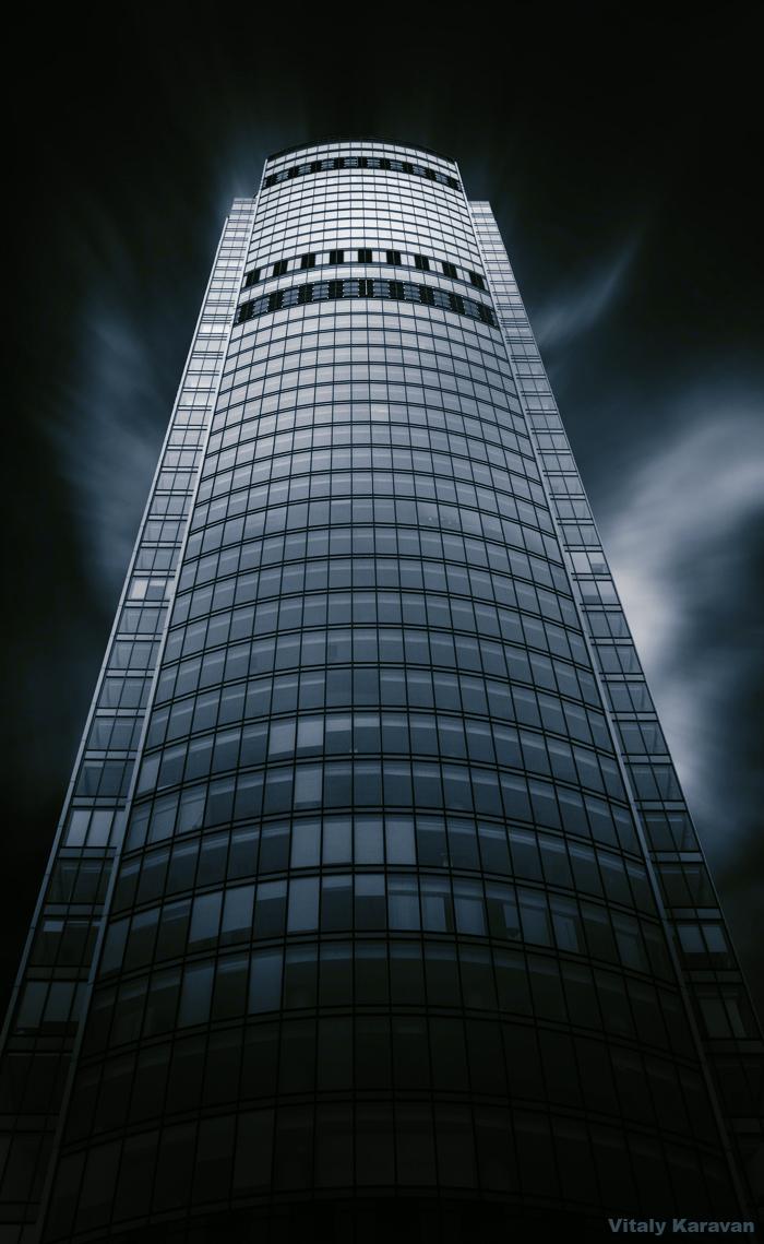 Небоскреб высоцкий Фотограф Виталий Караван