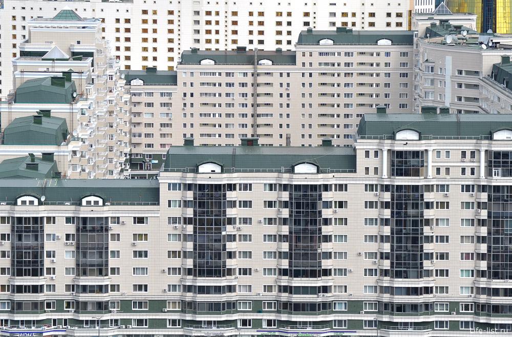 ЖК Нурсая 1 Астана