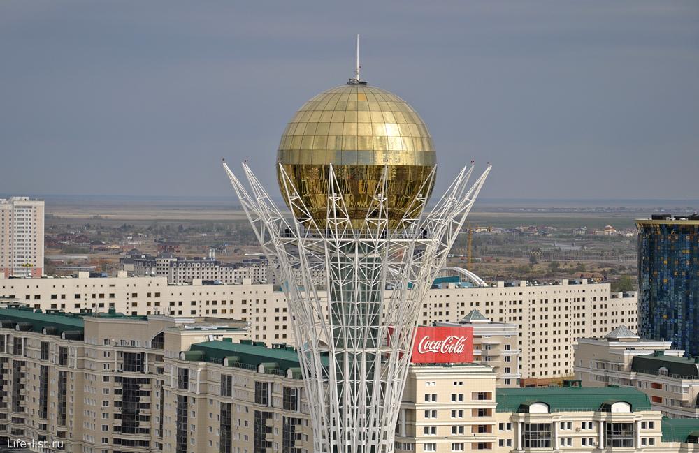 Байтерек символ казахстана