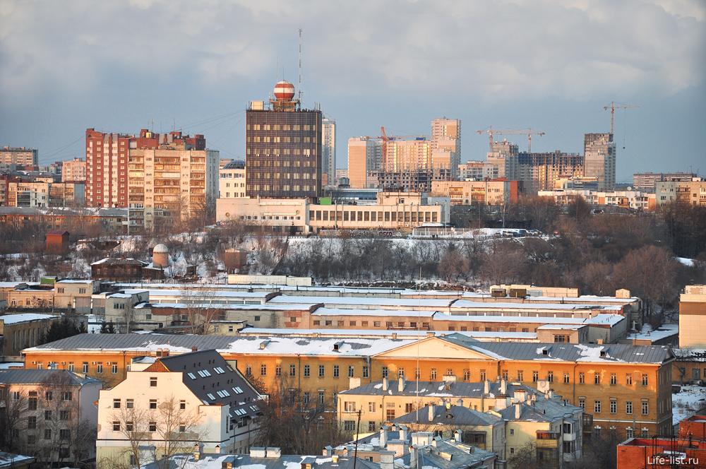 Метеогорка Екатеринбург