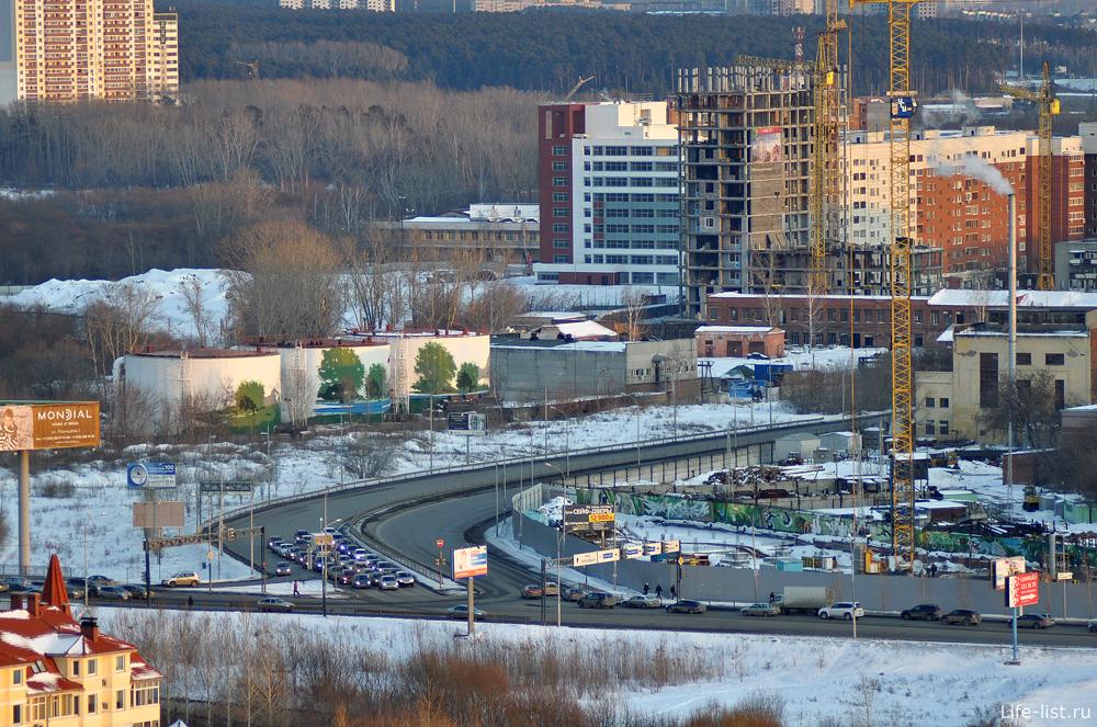 улица Машинная Екатеринбург