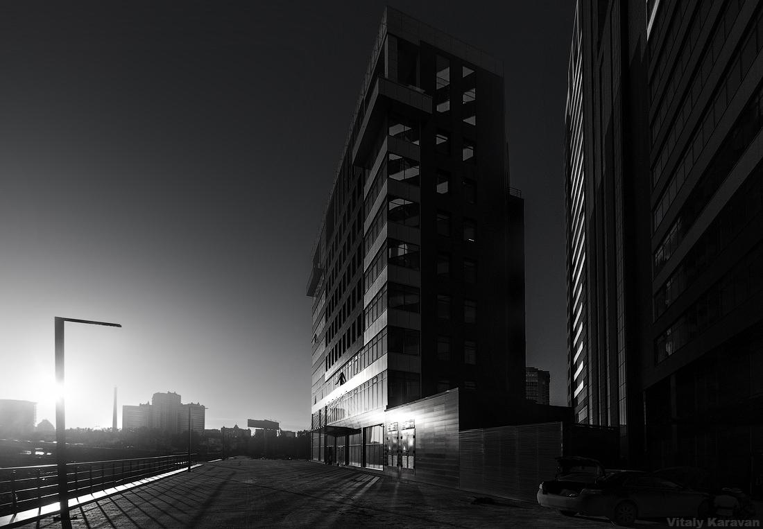 бизнес центр Clever Park Екатеринбург фото