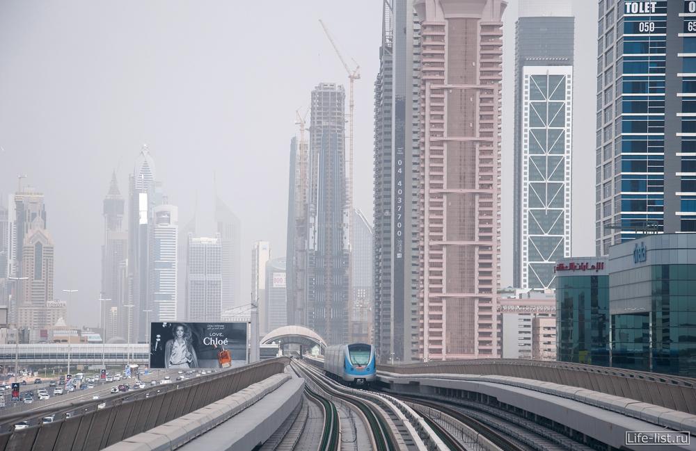 Линия открытого метрополитена