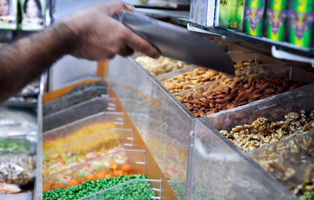 Рынок специй в Дубае фото