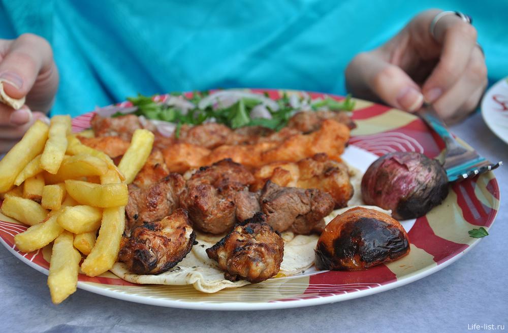 Что можно поесть в Дубае