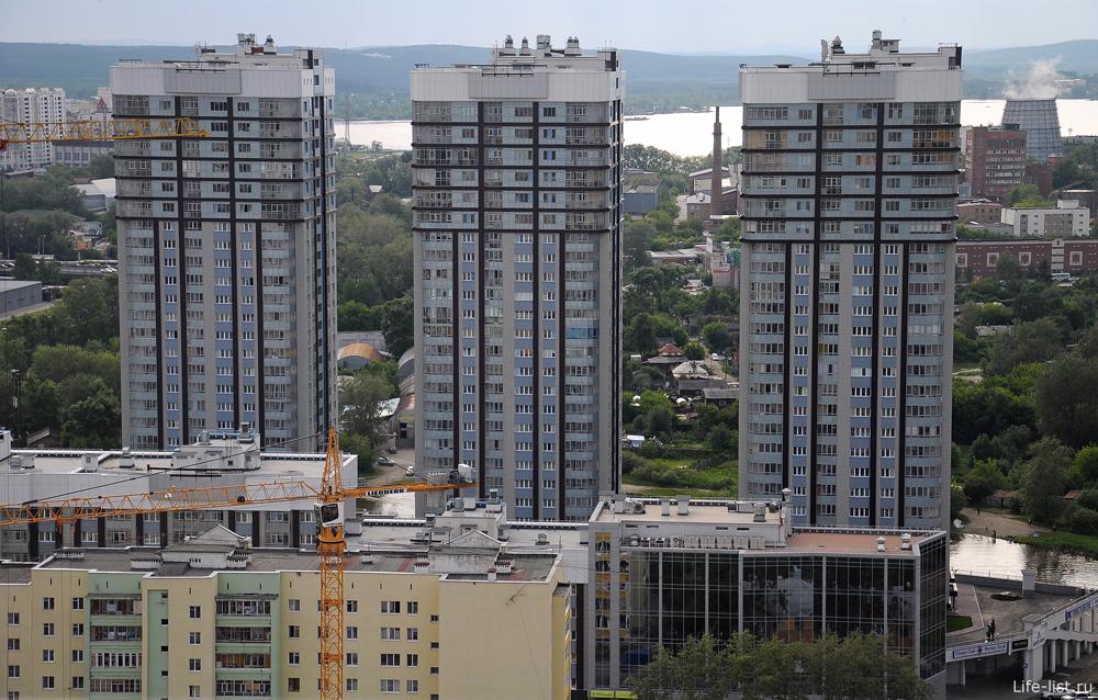 Жилой комплекс Адмиральский Екатеринбург