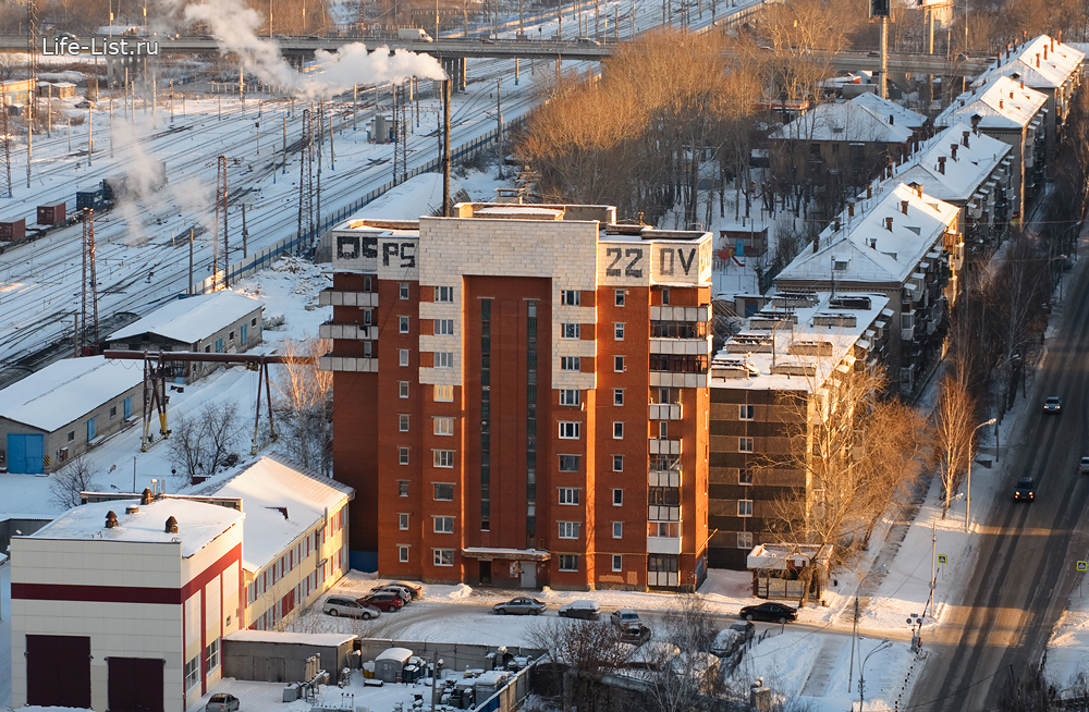 улица Куйбышева Екатеринбург фото Виталий Караван