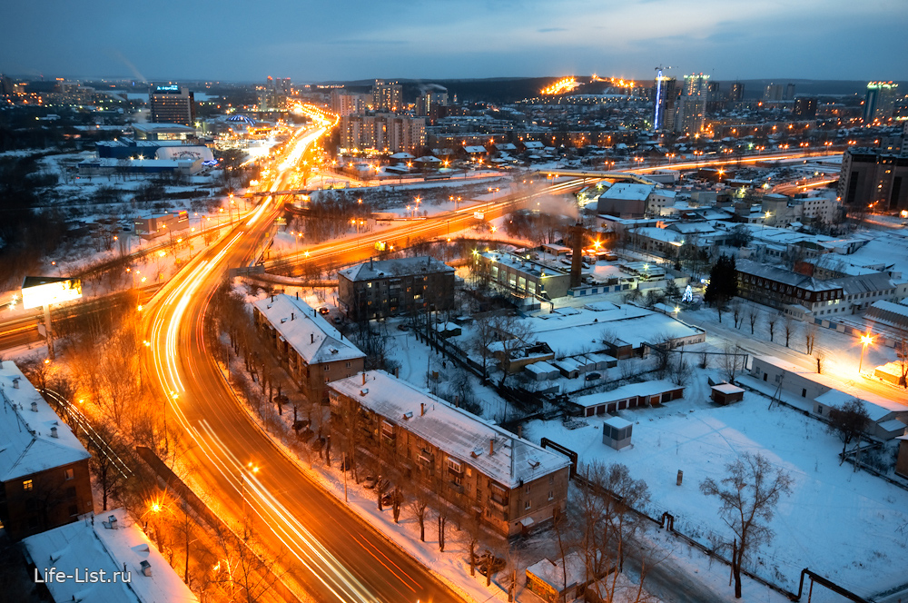 Белинского Щербакова Екатеринбург красивое фото Vitaly Karavan
