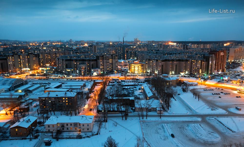 Ботаника с высоты Екатеринбург фото Vitaly Karavan