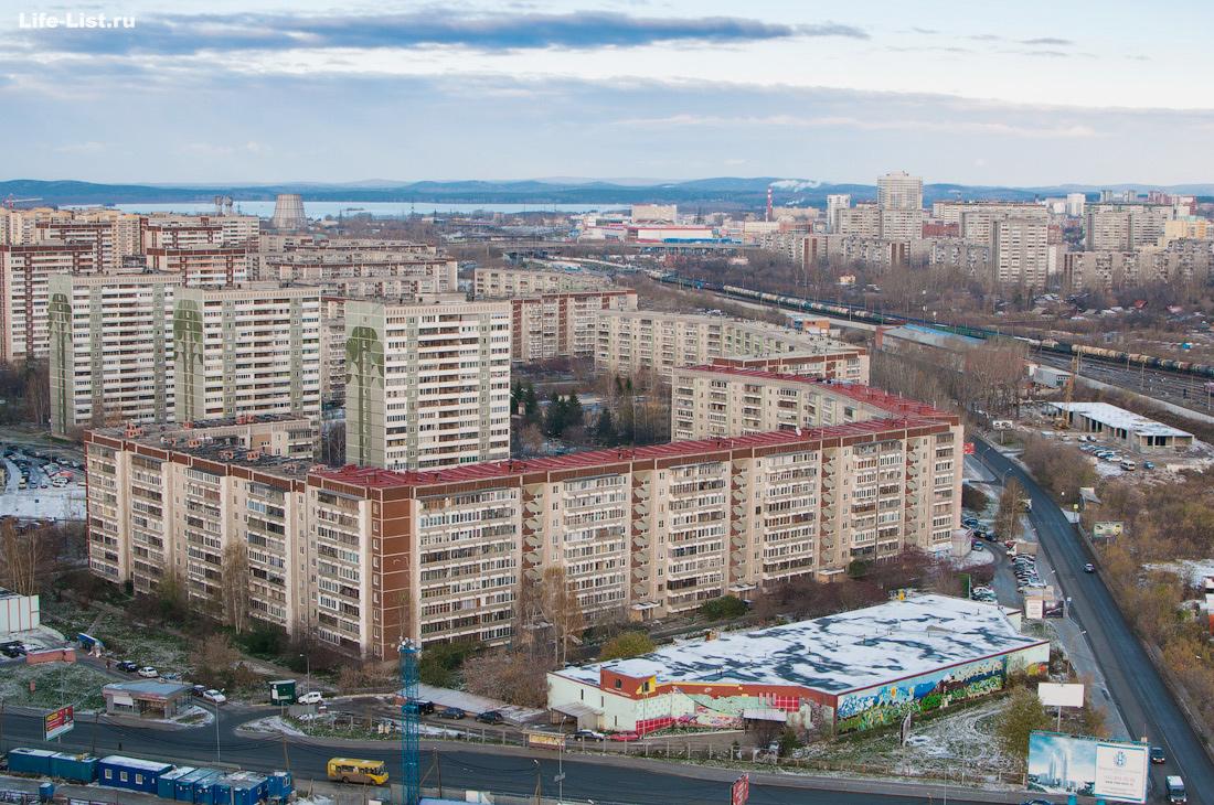 улица Черепанова