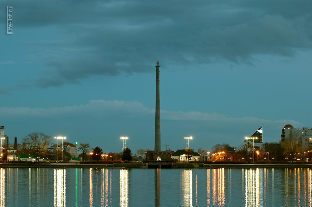 фотограф Виталий Караван символ Екатеринбурга башня
