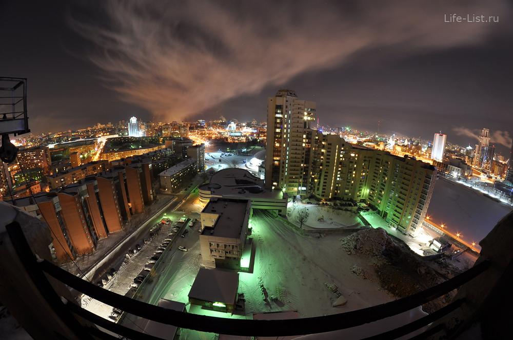 Екатеринбургский мукомольный завод ЕМЗ фотограф Виталий Караван