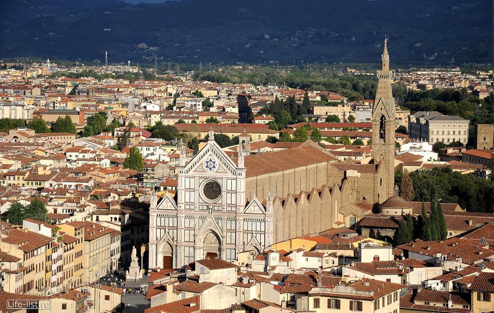 Флоренция с высоты фото Виталий Караван