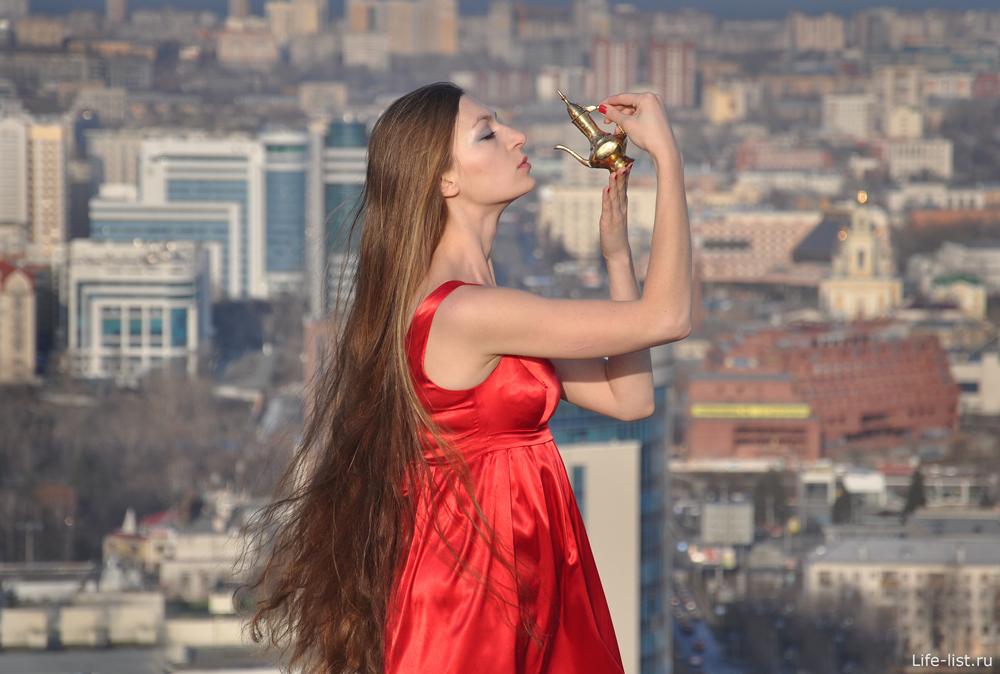 Фотосессия на крыше фото Виталий Караван