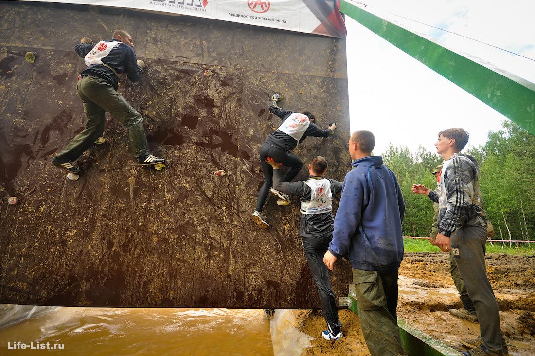 этап скалодром на гонке героев фото