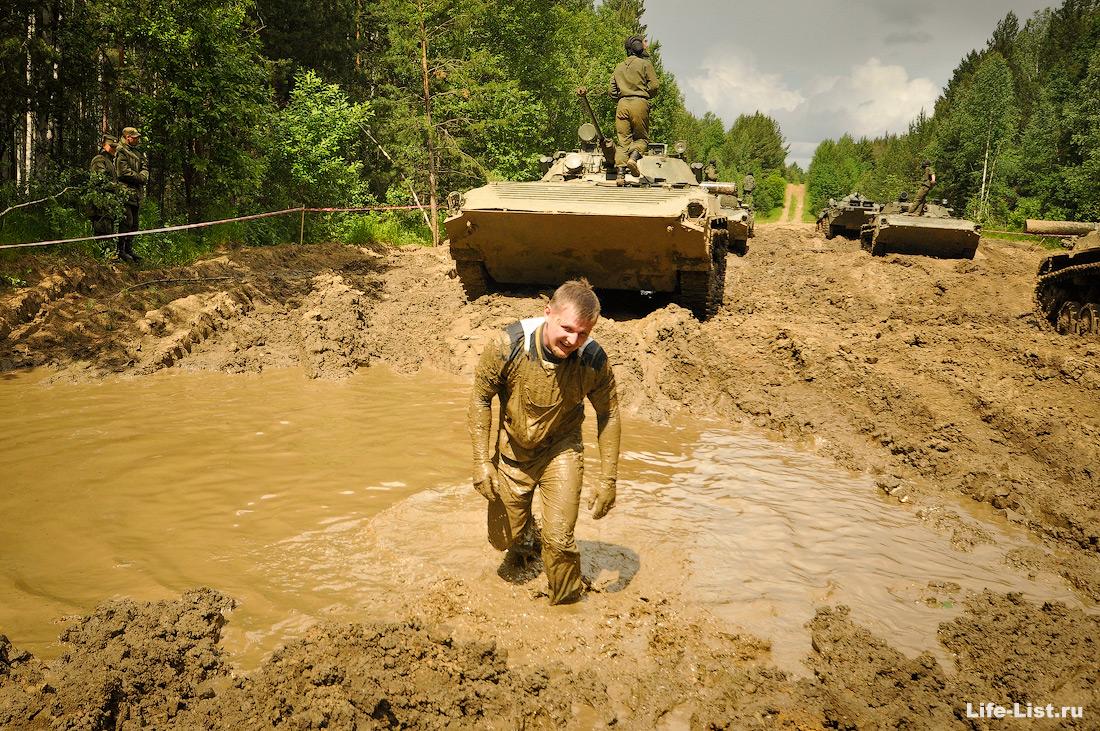 Гонка Героев лучшие фотографии herorace под танками