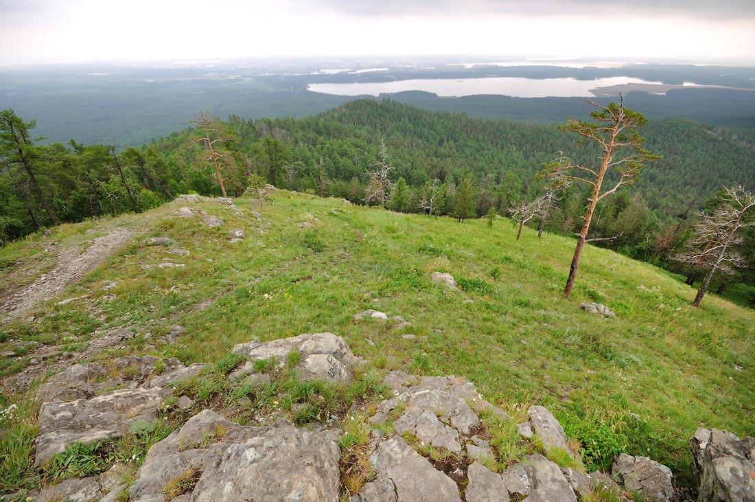 фото на вершине горы Сугомак