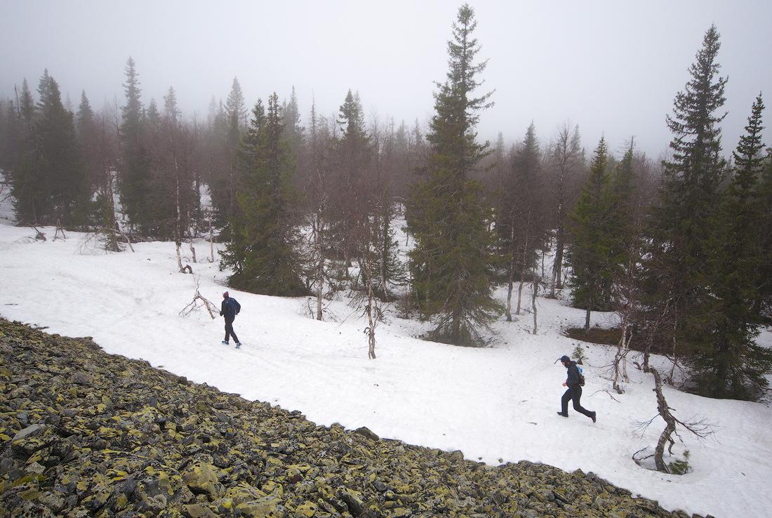 Главный уральский хребет долина поход бегом