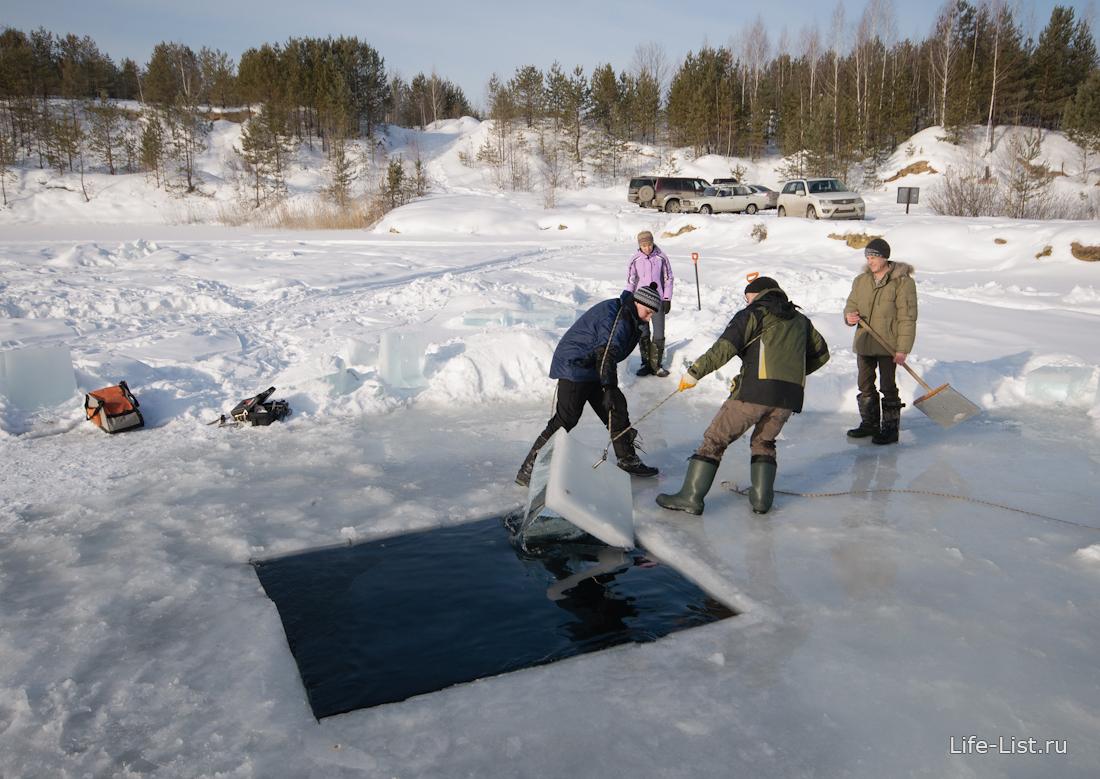 полыня для погружений дайвинг айс лед