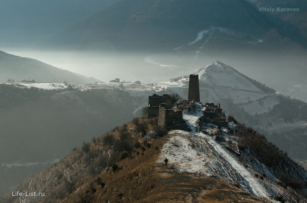 Кавказ Ингушетия photo by Vitaly Karavan