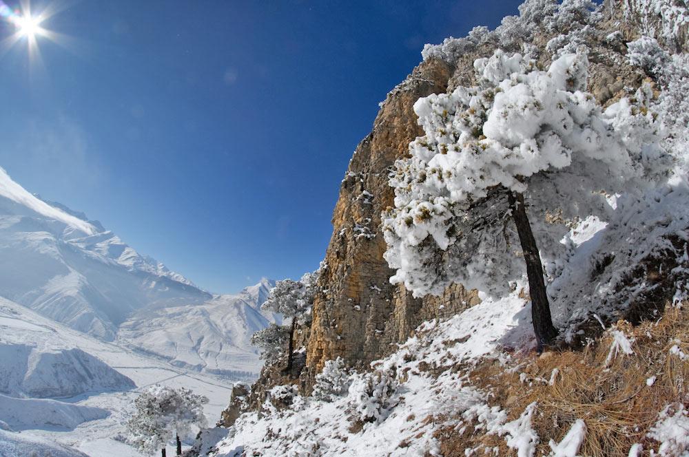 природа в Ингушетии красивые фото виталий караван