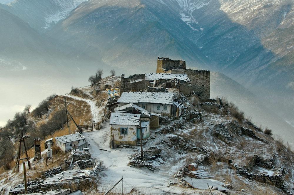 photo Vitaly Karavan горы Ингушетии Кавказ фото