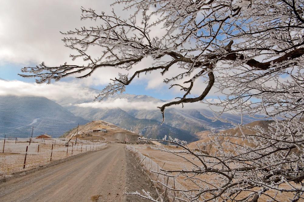горный кавказ фото Виталий Караван Инушетия
