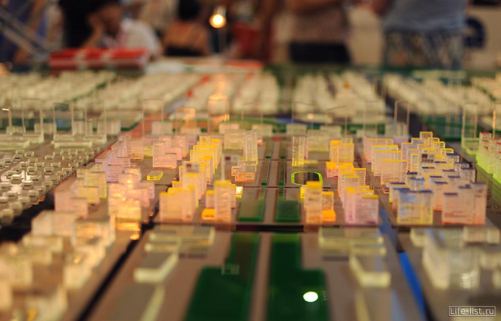 модель застройки екатеринбурга стенд на выставке иннопром-2012