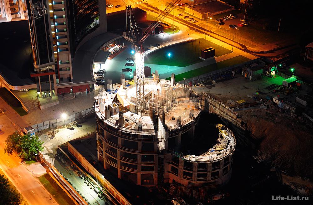 Башня исеть 6 этажей фото