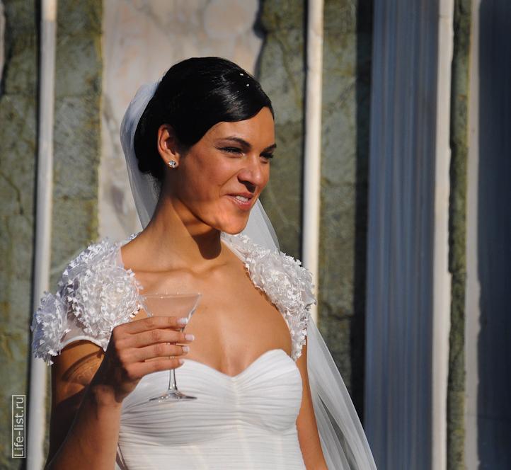 Итальянская невеста во Флоренции