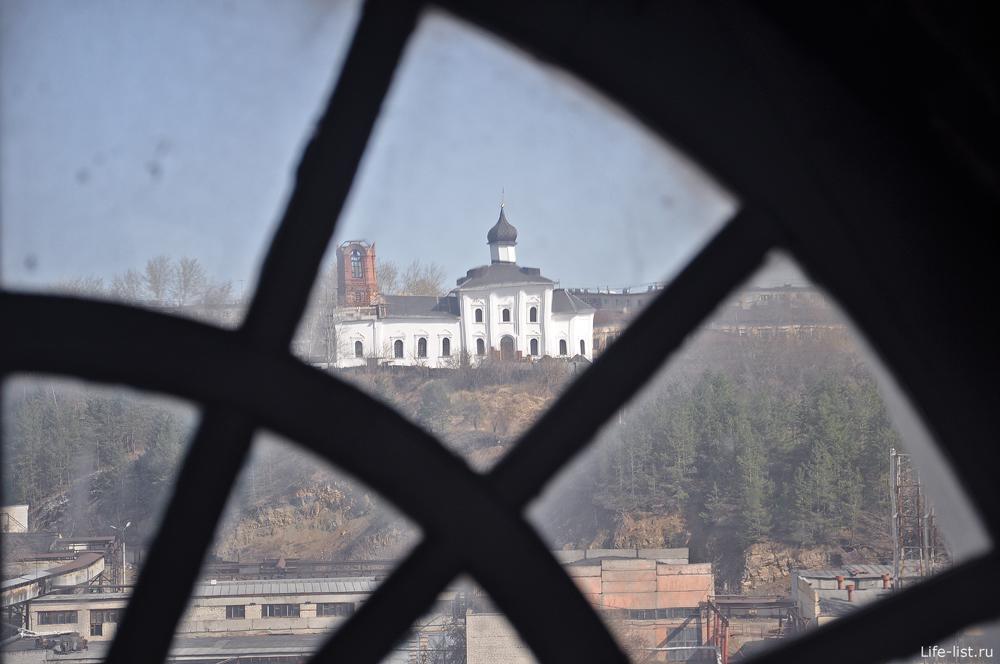Мужской монастырь в Каменске