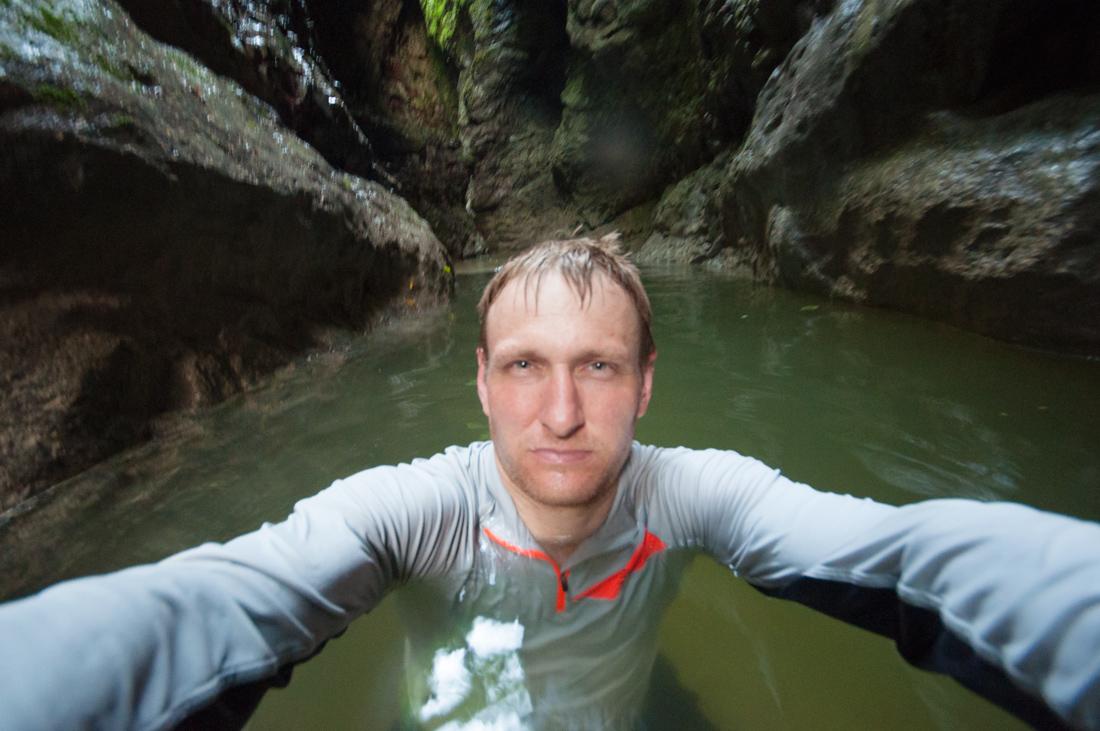 водопад ущелье три котла