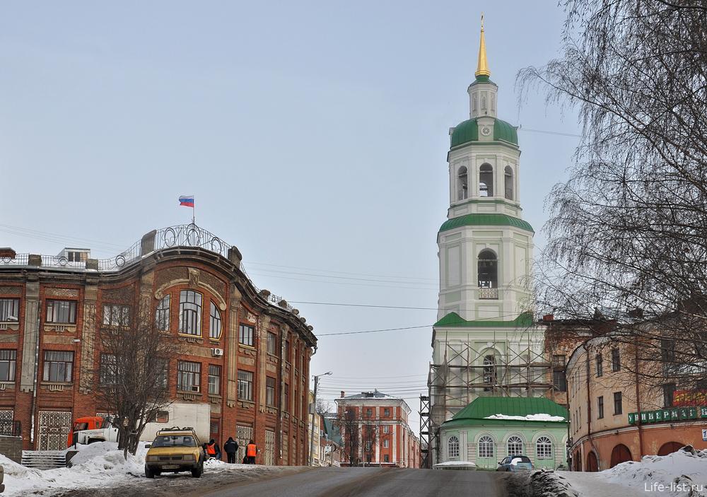 Исторический Киров