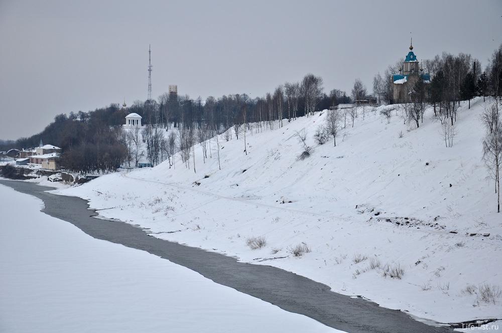 Вид на Киров