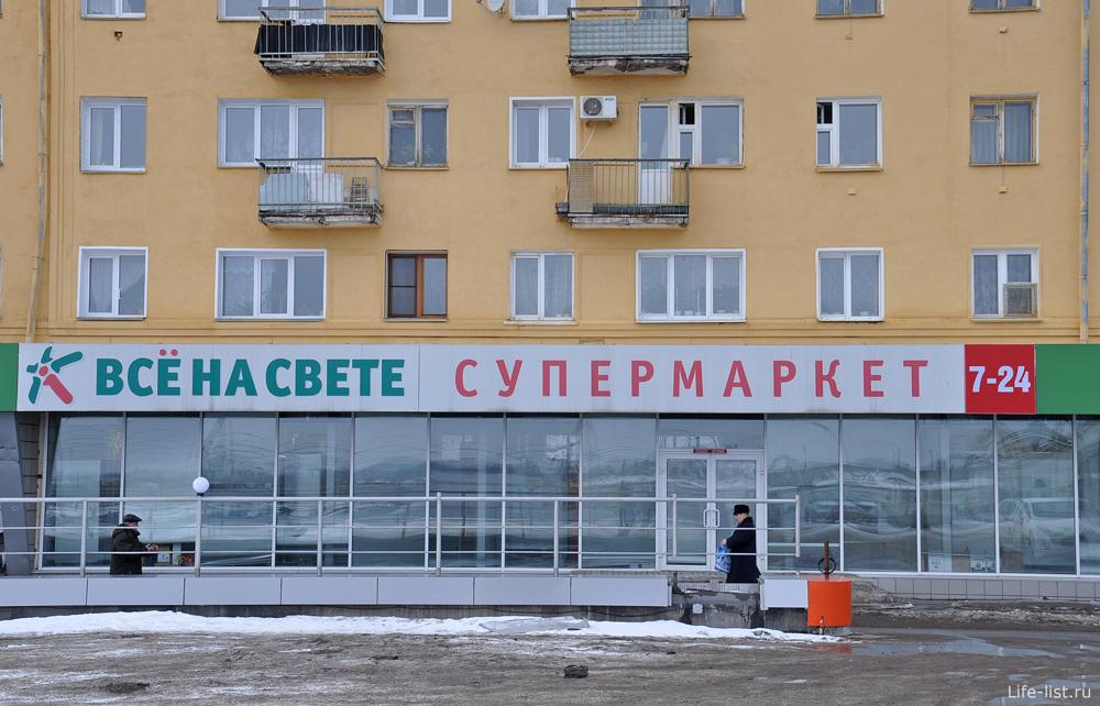 Все на свете магазины в Кирове