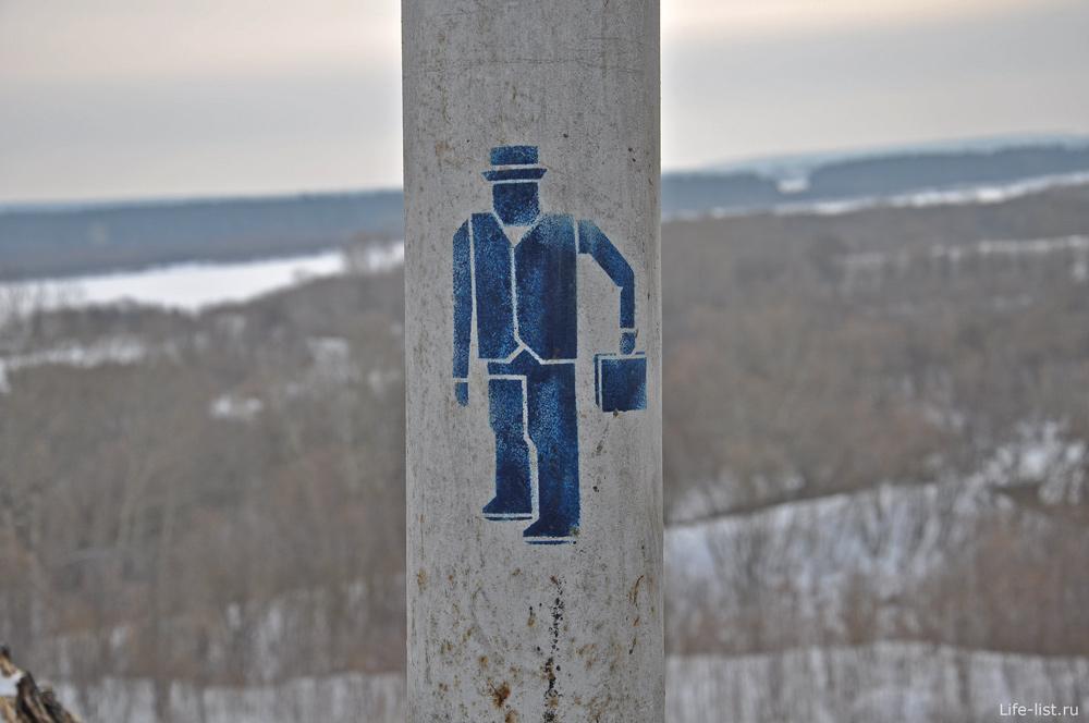 Киров стрит арт