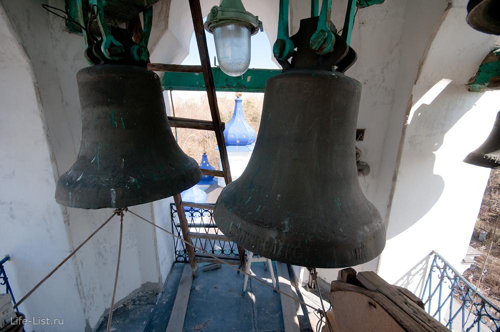Колокольня троицкого собора Репина Екатеринбург