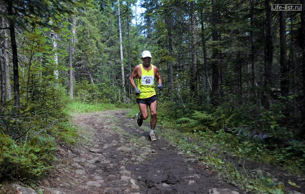 участник марафона конжак 2012