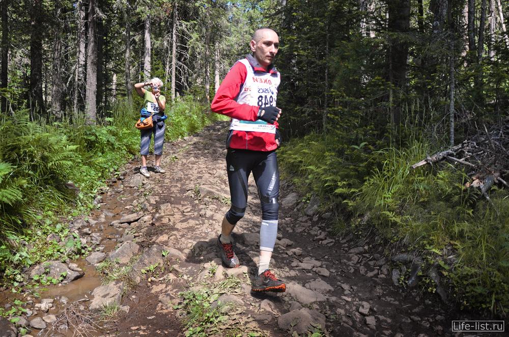 международный горный марафон конжак 2012