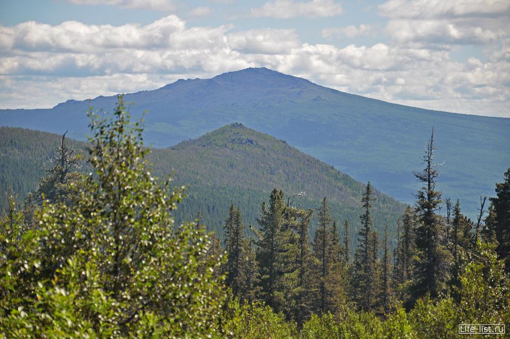 Конжак горы пейзаж