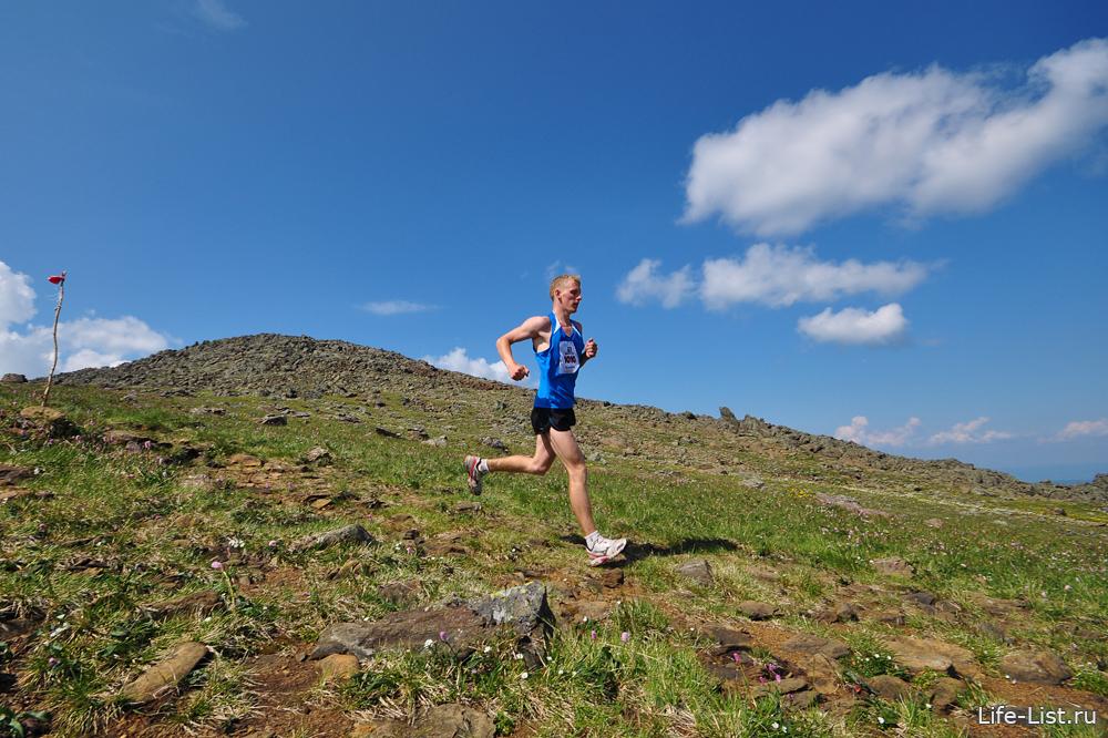 горный марафон на конжаке 2013 фото с вершины