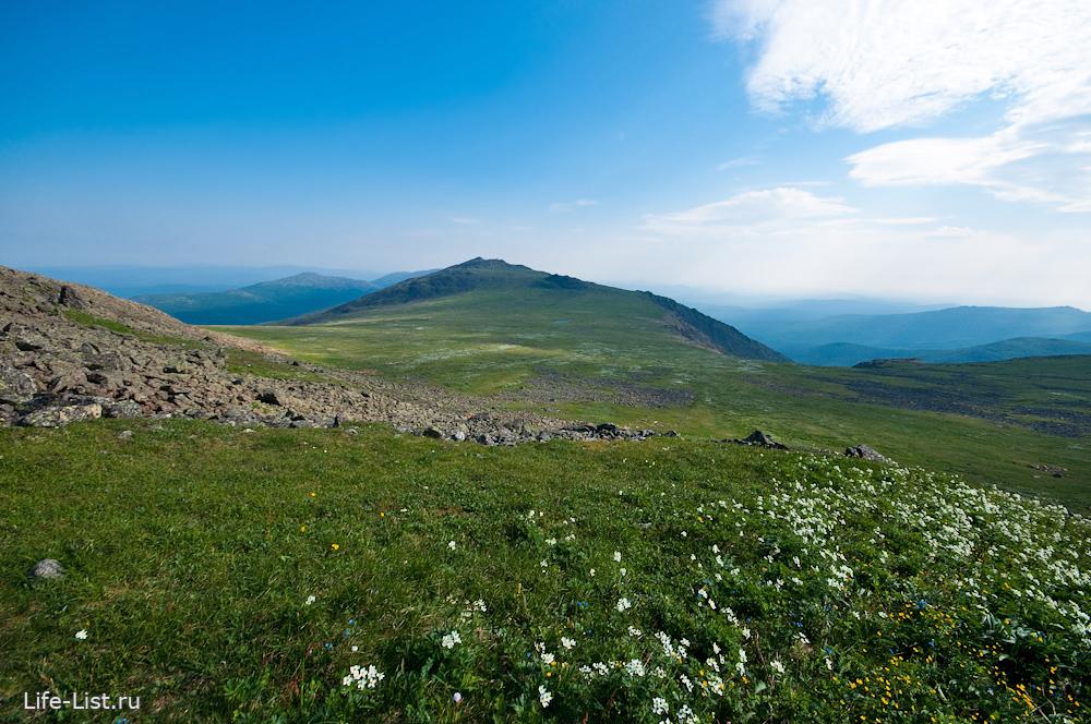 иовское плато конжаковский камень