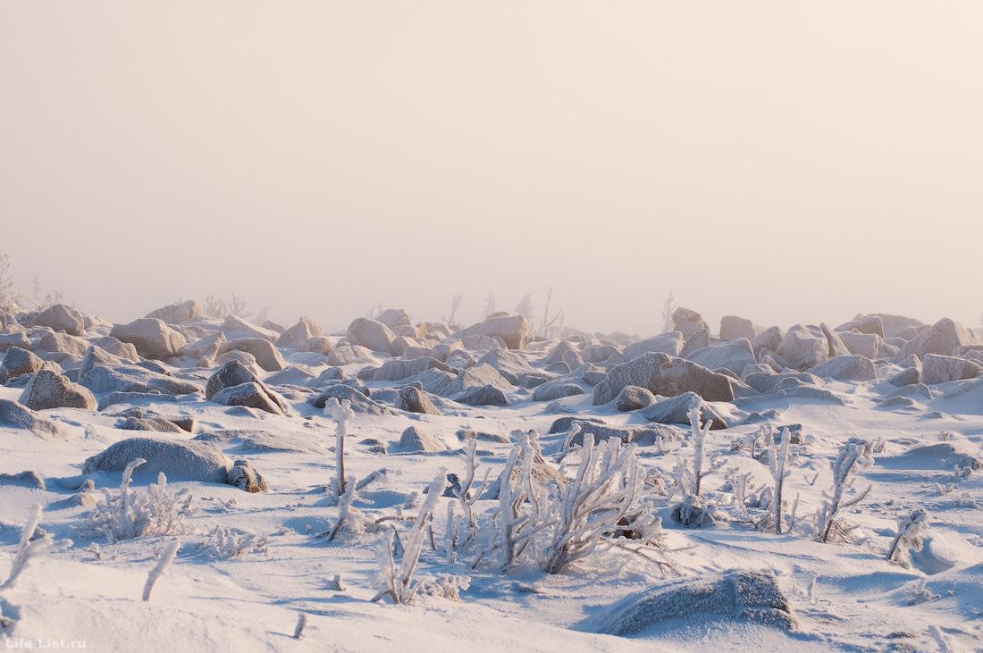 Зимние фото Косьва гора Кытлым