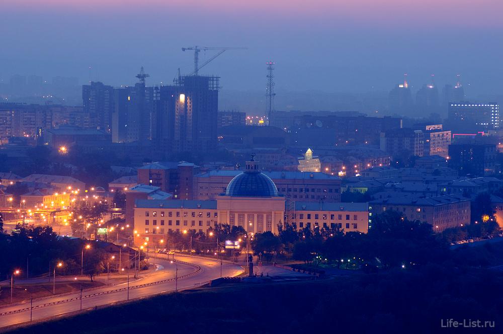 Красноярский медицинский университет с высоты красивые фото