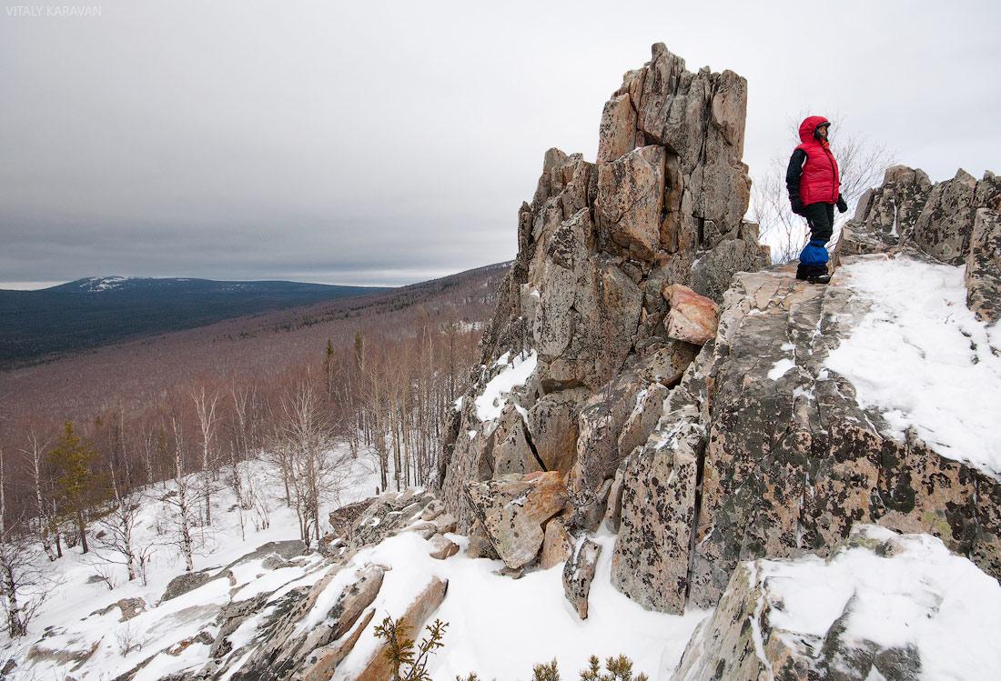 гора Крутой ключ Миасс Южный Урал