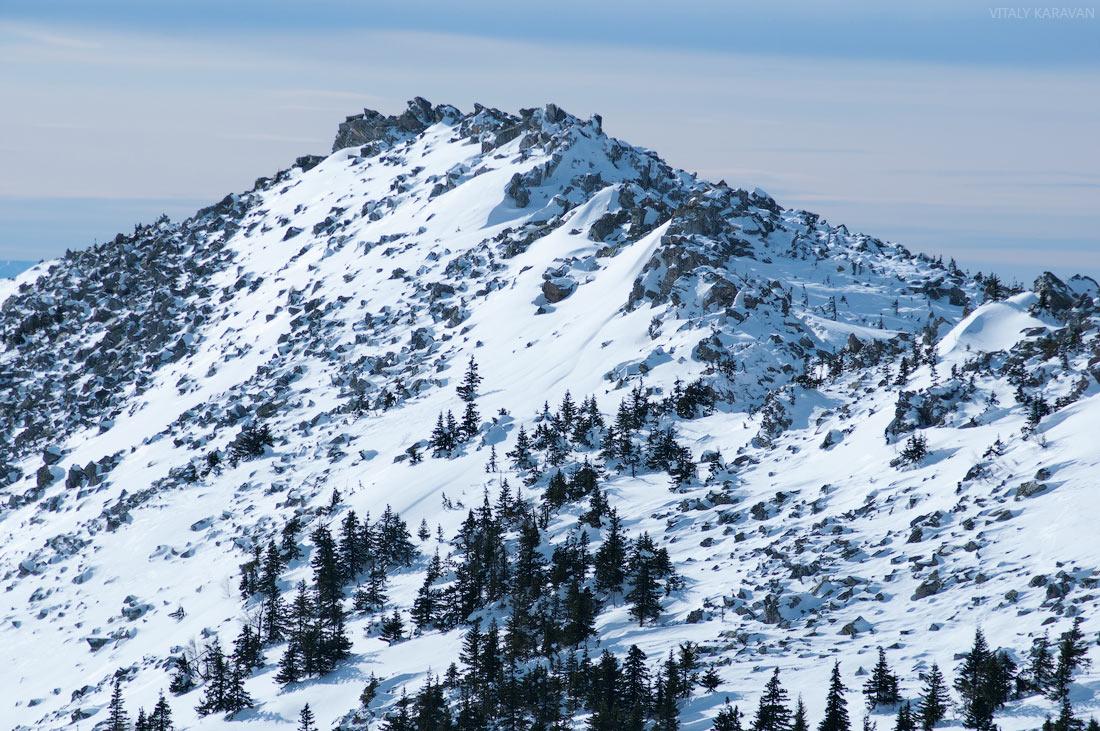 хребет волчий гребень таганай гора