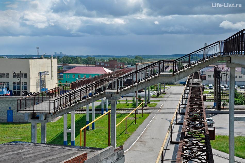 длинный мост на Сортировке